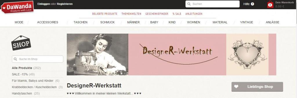 Designer-Werkstatt